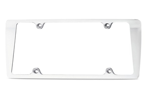 ALL SALES MFG.  84003P    ALUMINUM TAPERED EDGE PLATE FRAME