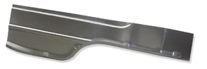 "Sherman 727-76AR   1955-57 SIDE 10""-TRUNK FLOOR SECTION-PASSENGER"