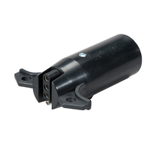 Rockwell TCA_724LED 7-Pole Connector Trailer End-Blade Type to Flat 4-Way Plug