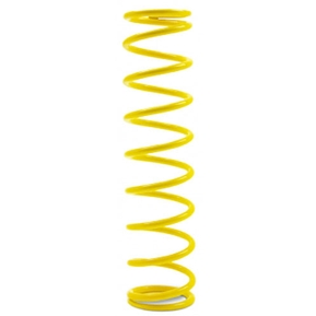 """ACFO SPRINGS- 23200  YELLOW 2-5/8 """" I.D. 200 lb rate"""