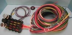 Rebel Wire 21 Circuit Wiring Harness