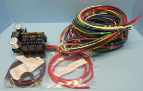 Rebel Wire 9 + 3  Wiring Harness
