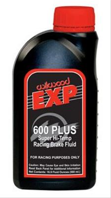 WILWOOD  -6209     600 PLUS SUPER HI-TEMP RACING BRAKE FLUID