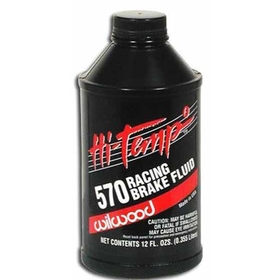WILWOOD 11084     DOT 5 SILICONE BRAKE FLUID 1-PINT