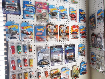 Now Selling Assorted Hot Wheels