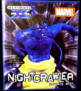 Marvel Select Ultimate Nightcrawler Bust