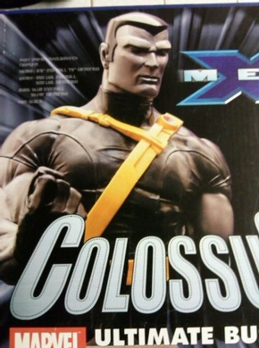 Marvel Select Ultimate Colossus Bust