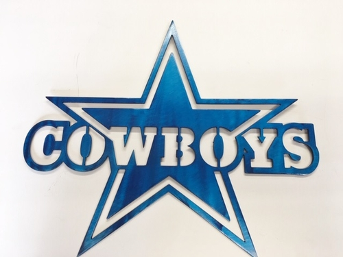"M2W-  Dallas Cowboys  ""NEW DESIGN"""