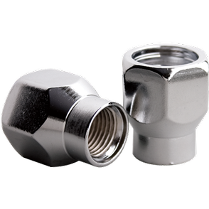 BILLET SPECIALTIES   E-T Conical Seat -OPEN END Lug Nut