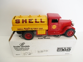 ERTL GB-4110     SHELL # 1 TANKER COIN BANK
