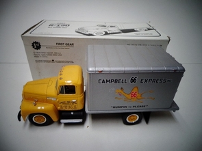 First Gear -19-12171 CAMPBELL'S 66 EXPRESS 1/34 SCALE